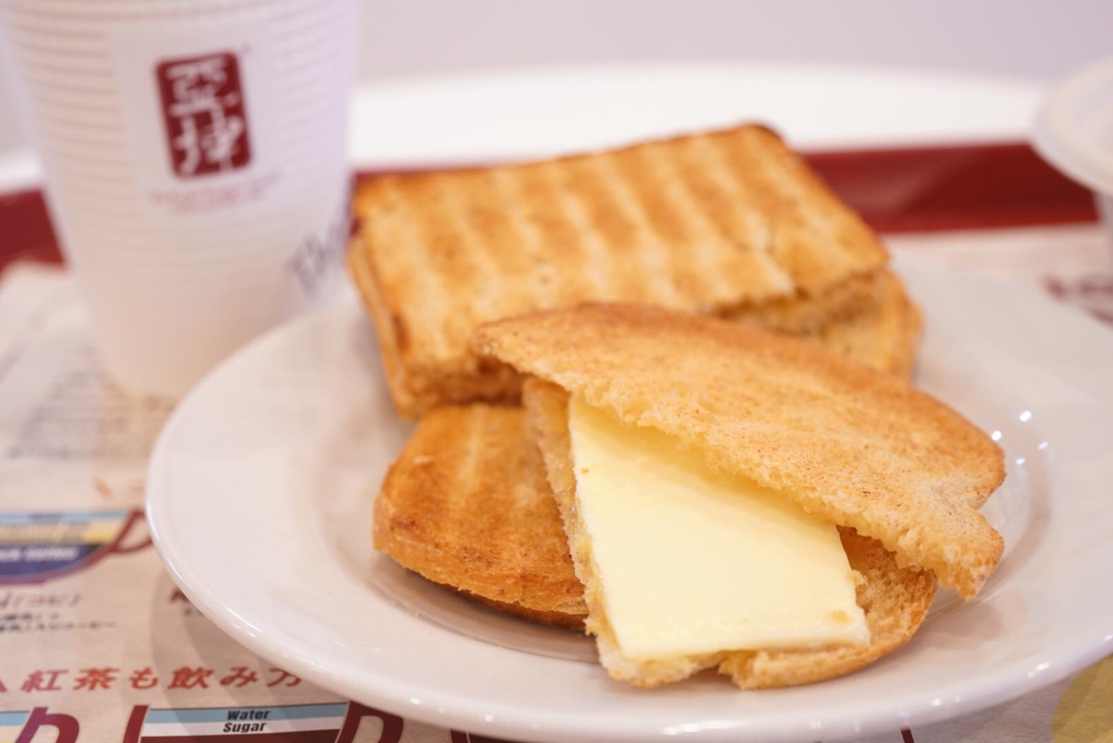 ヤクン・カヤトーストのカヤトースト・バター
