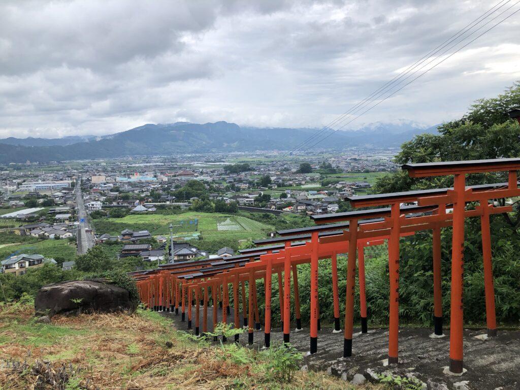 うきは市の浮羽稲荷神社
